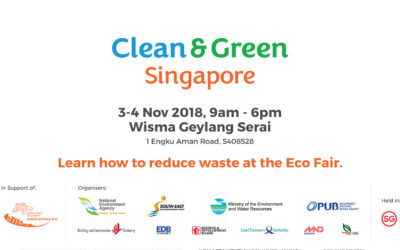 Join us at The Clean and Green Singapore Carnival 2018